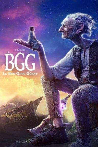 L'affiche de Le BGG - Le Bon Gros Géant