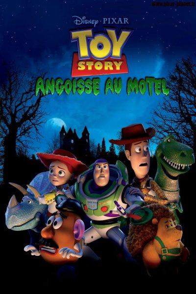 L'affiche de Toy Story: Angoisse au Motel