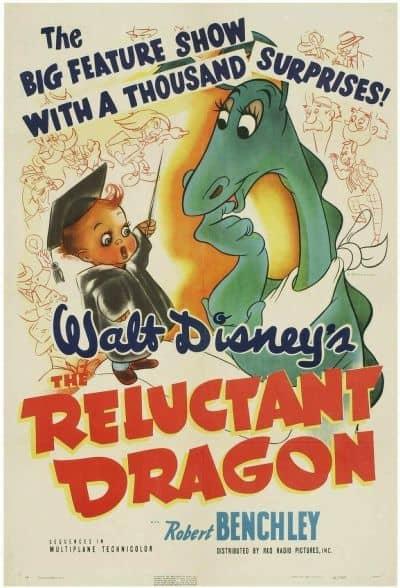 L'affiche de Le Dragon récalcitrant