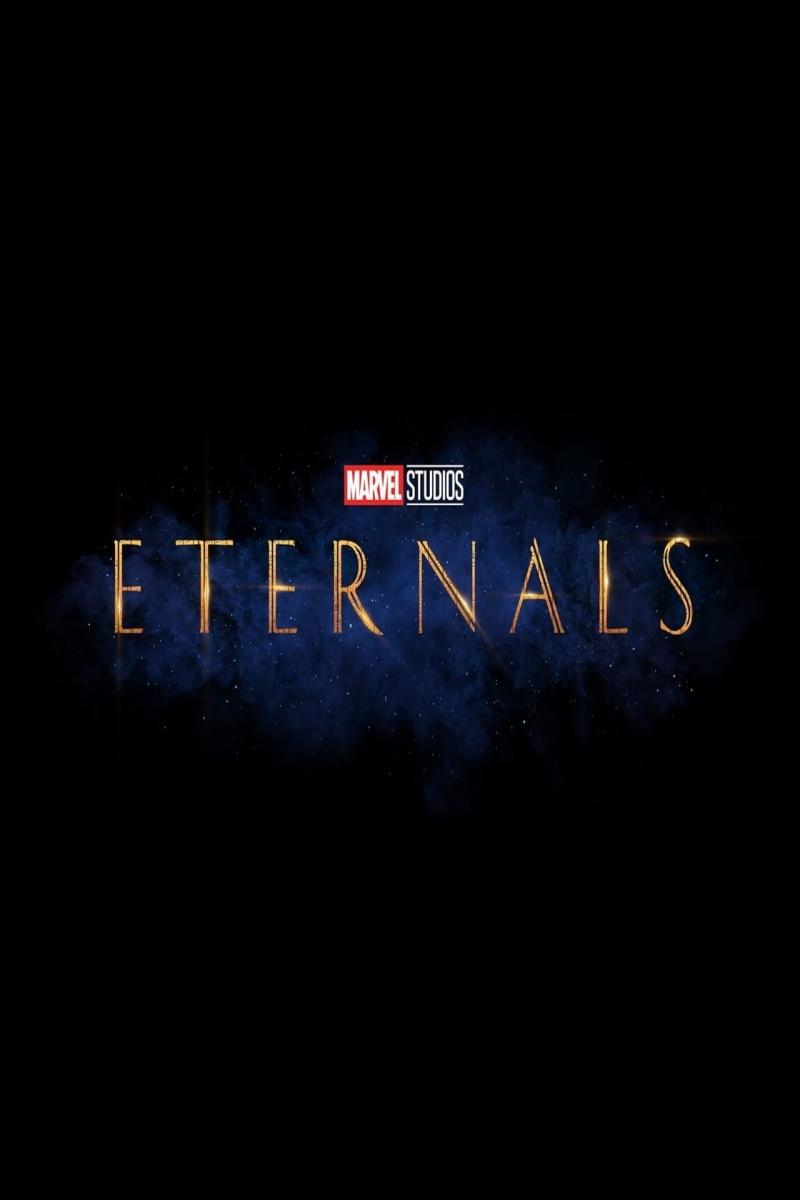 L'affiche de Eternals