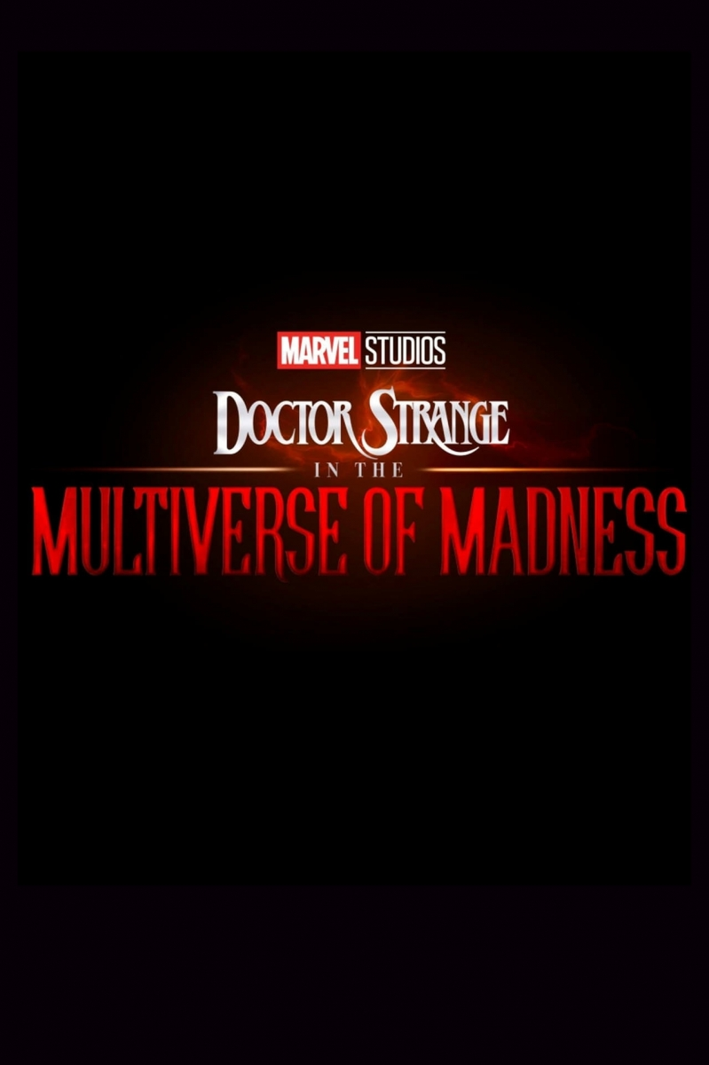 L'affiche de Doctor Strange In the Multiverse of Madness