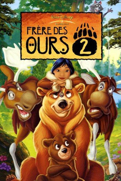 L'affiche de Frère des ours 2