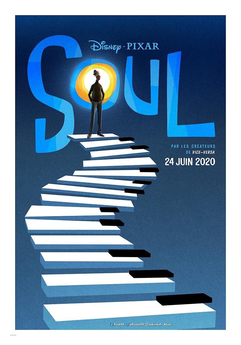 L'affiche de Soul
