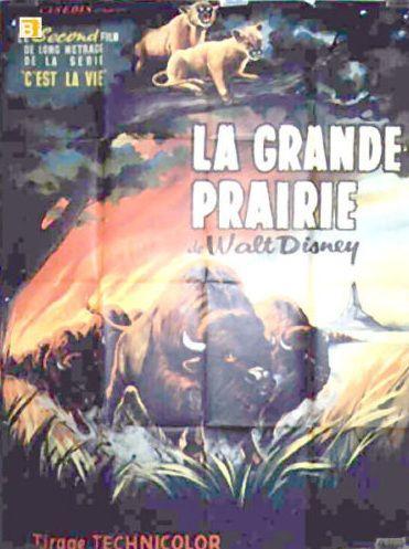 L'affiche de La Grande Prairie