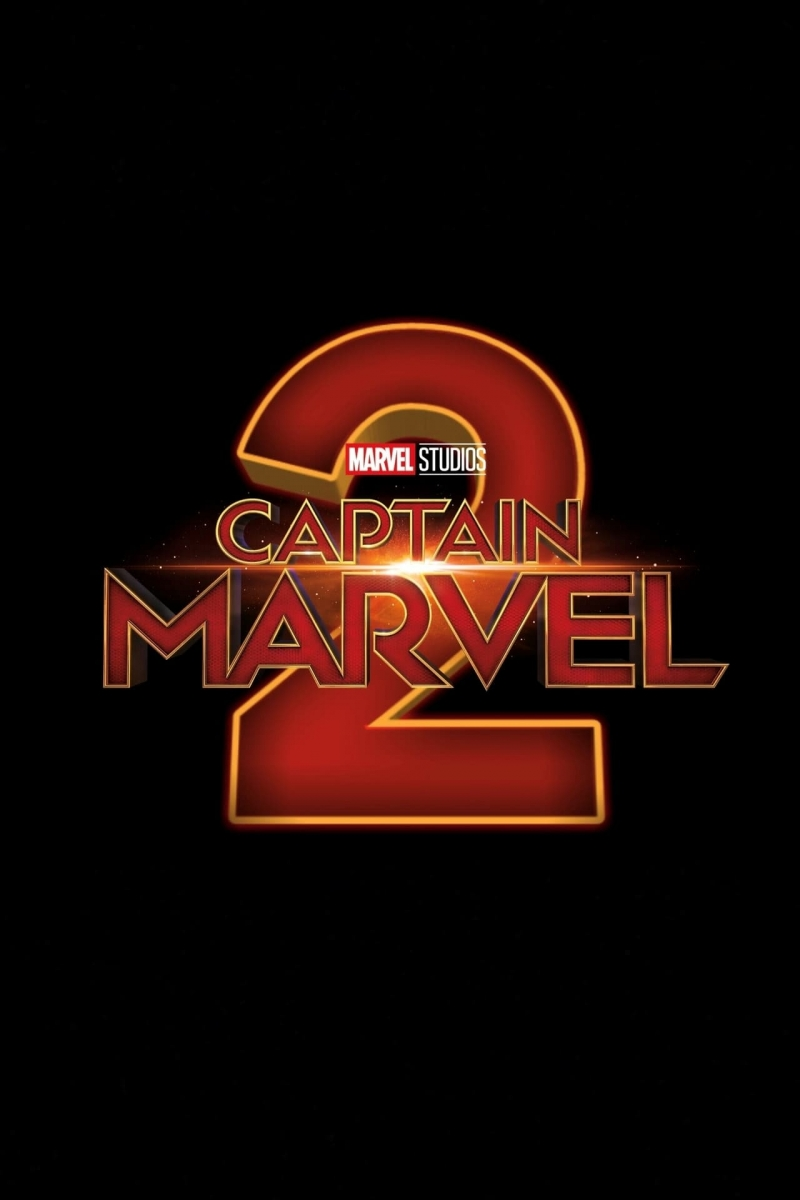 L'affiche de Captain Marvel 2