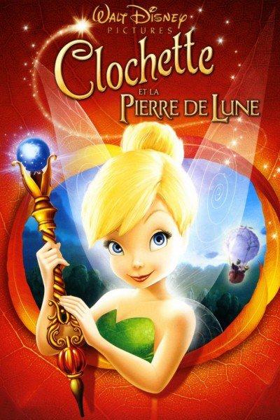 L'affiche de Clochette et la Pierre de Lune