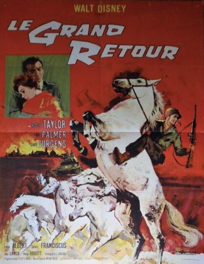 L'affiche de Le Grand Retour