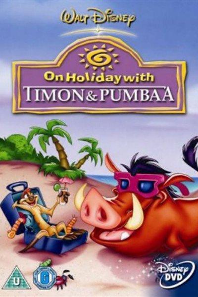 L'affiche de Timon et Pumbaa - Les touristes
