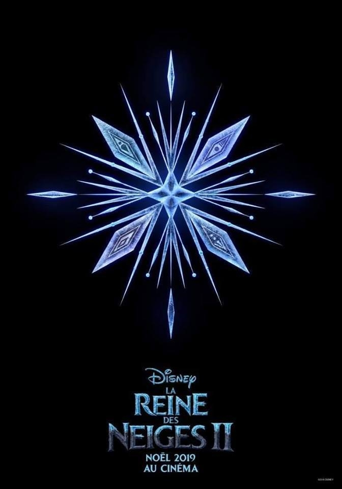 L'affiche de La Reine des Neiges 2