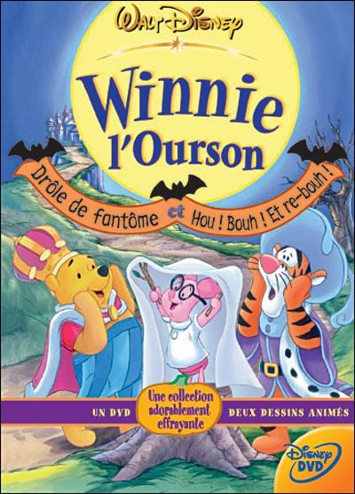 L'affiche de Winnie l'Ourson - Drôle de fantôme...