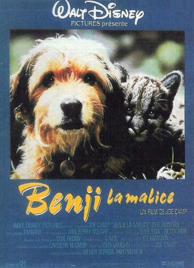 L'affiche de Benji la malice
