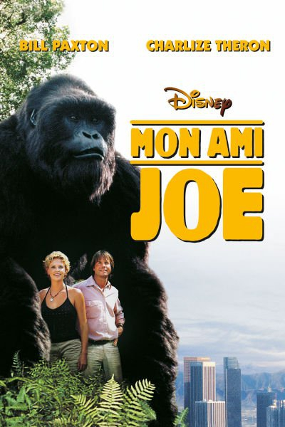 L'affiche de Mon ami Joe
