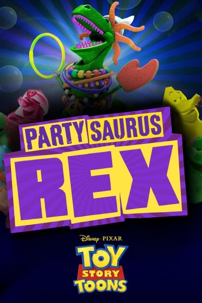 L'affiche de Rex, le roi de la fête