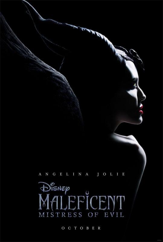 L'affiche de Maléfique 2