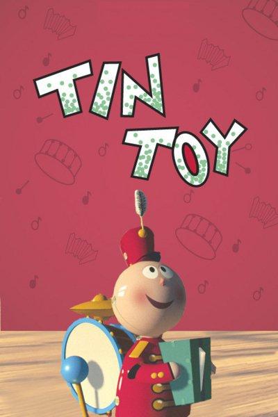 L'affiche de Tin Toy