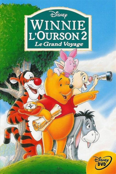 L'affiche de Winnie l'Ourson 2: le grand voyage