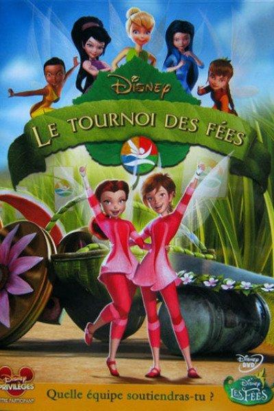 L'affiche de Clochette et le Tournoi des Fées