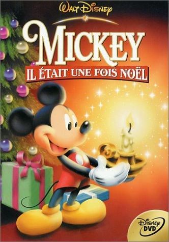 L'affiche de Mickey - Il était une fois Noël
