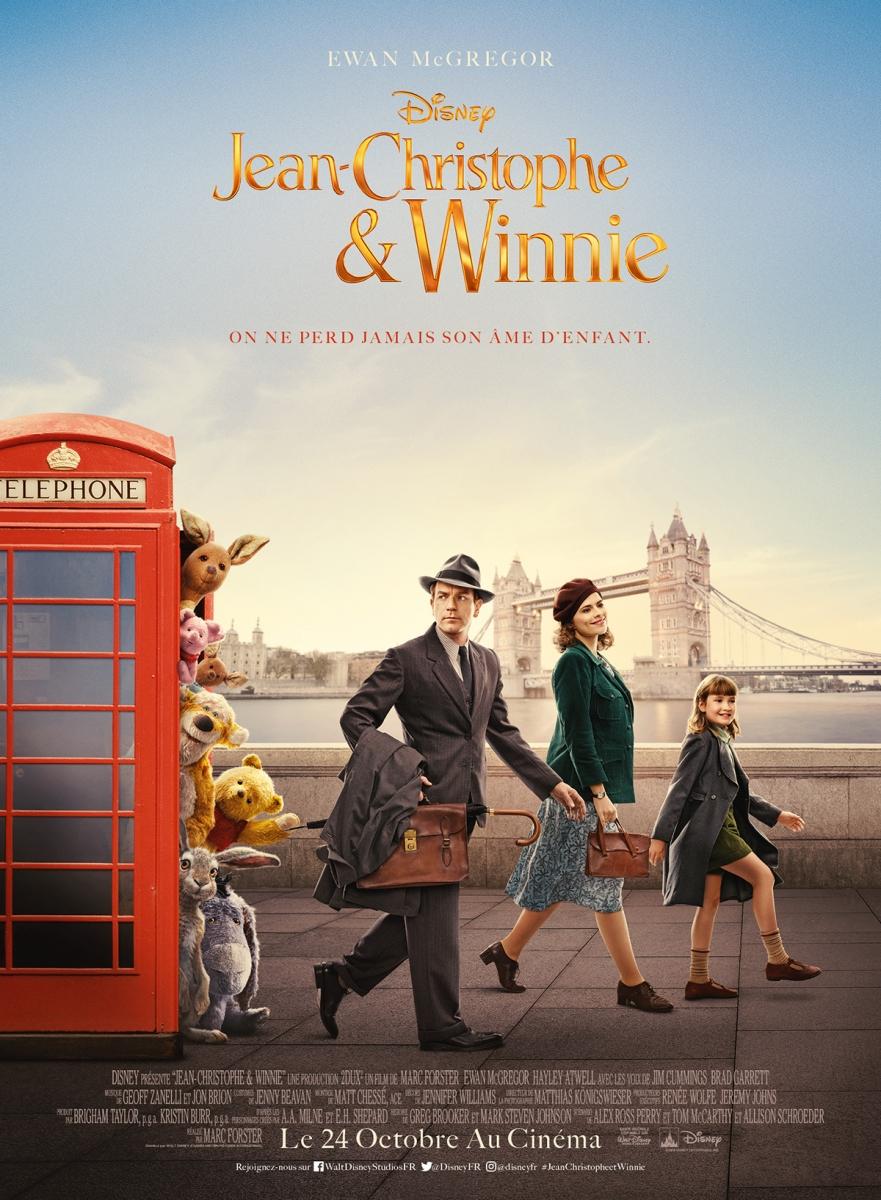 L'affiche de Jean-Christophe & Winnie
