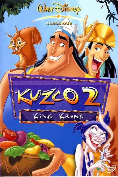 L'affiche de Kuzco 2: King Kronk!