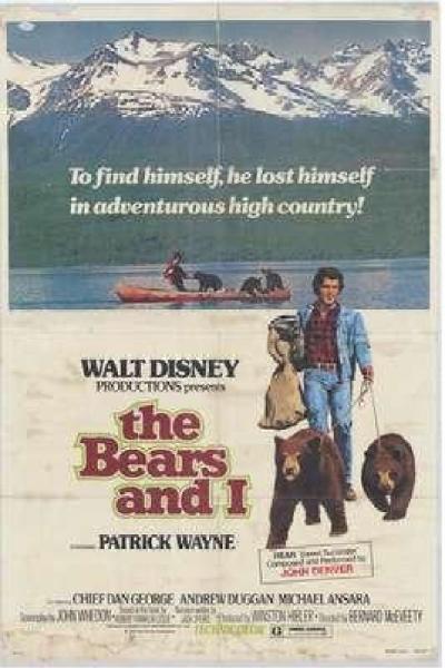 L'affiche de Mes amis les ours