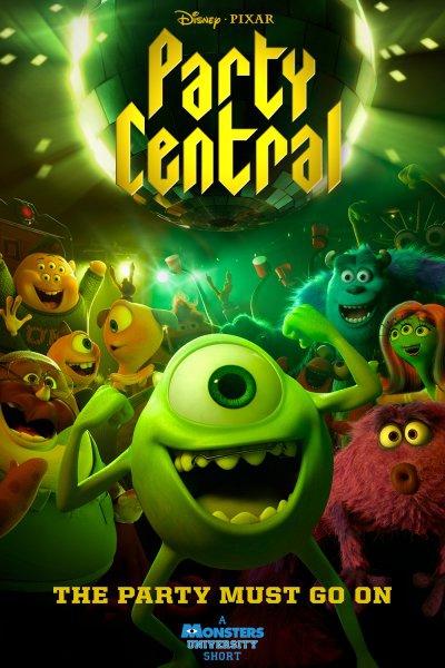 L'affiche de Party Central