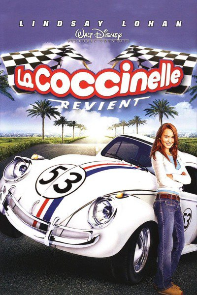 L'affiche de La Coccinelle revient