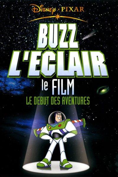 L'affiche de Buzz l'Eclair - Le film: le début des aventures