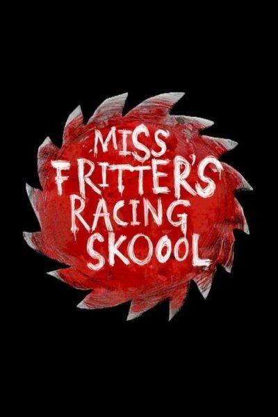 L'affiche de L'école de pilotage de Miss Fritter