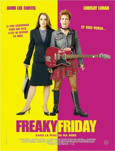 L'affiche de Freaky Friday