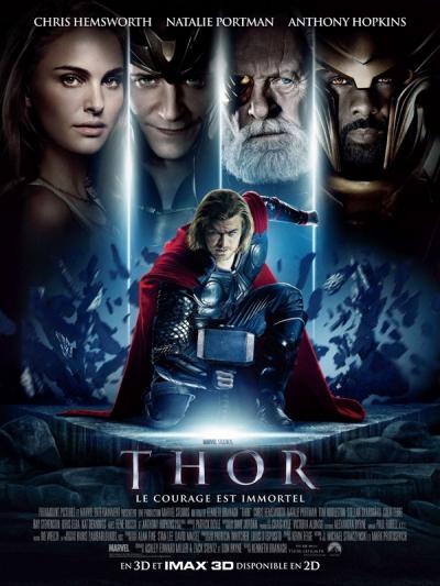 L'affiche de Thor