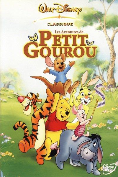 L'affiche de Les Aventures de Petit Gourou