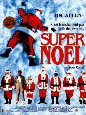 L'affiche de Super Noël