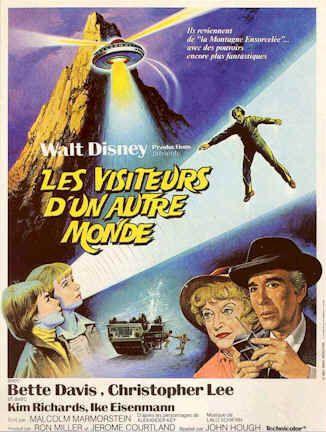 L'affiche de Les Visiteurs d'un autre monde