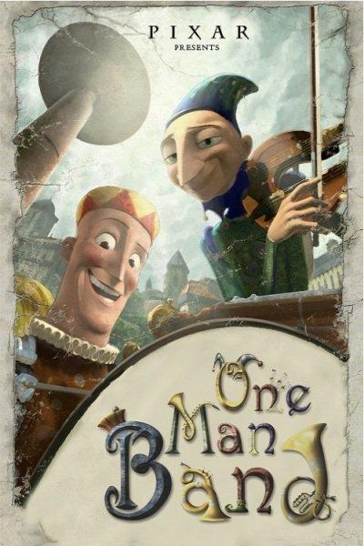L'affiche de L'Homme-Orchestre