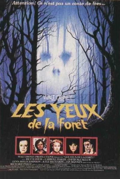 L'affiche de Les Yeux de la forêt