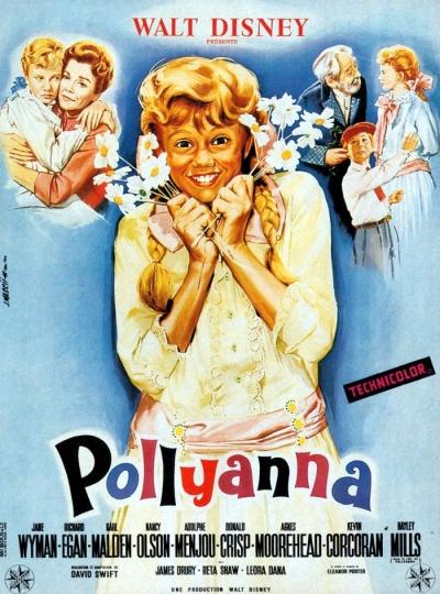L'affiche de Pollyanna