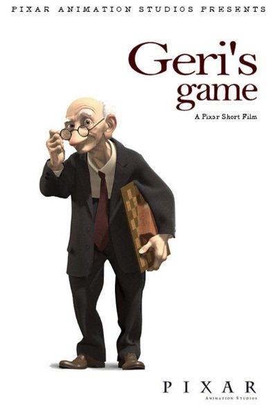 L'affiche de Le joueur d'échecs