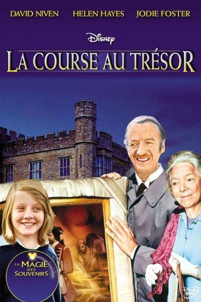 L'affiche de La Course au trésor