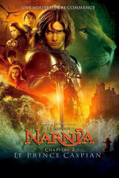 L'affiche de Le Monde de Narnia - Chapitre 2: Le Prince Caspian