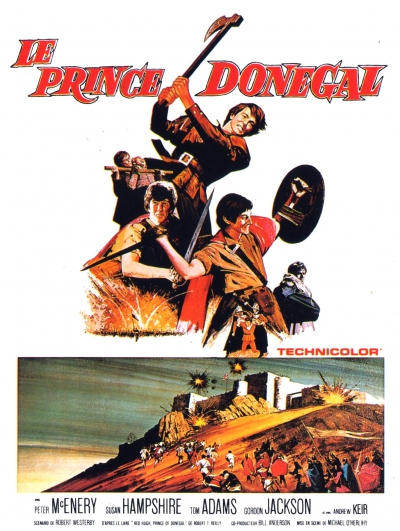 L'affiche de Le Prince Donegal