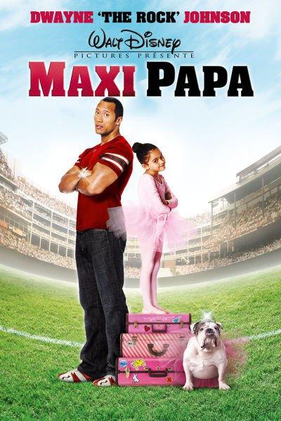L'affiche de Maxi Papa
