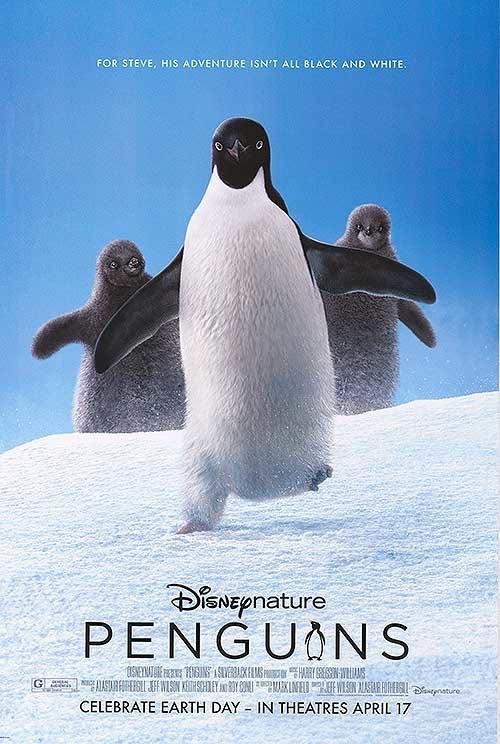 L'affiche de Pingouins