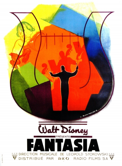 L'affiche de Fantasia