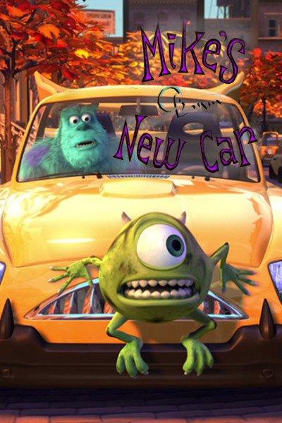 L'affiche de La nouvelle voiture de Bob