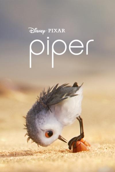 L'affiche de Piper