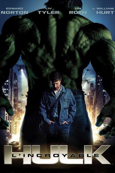 L'affiche de L'Incroyable Hulk