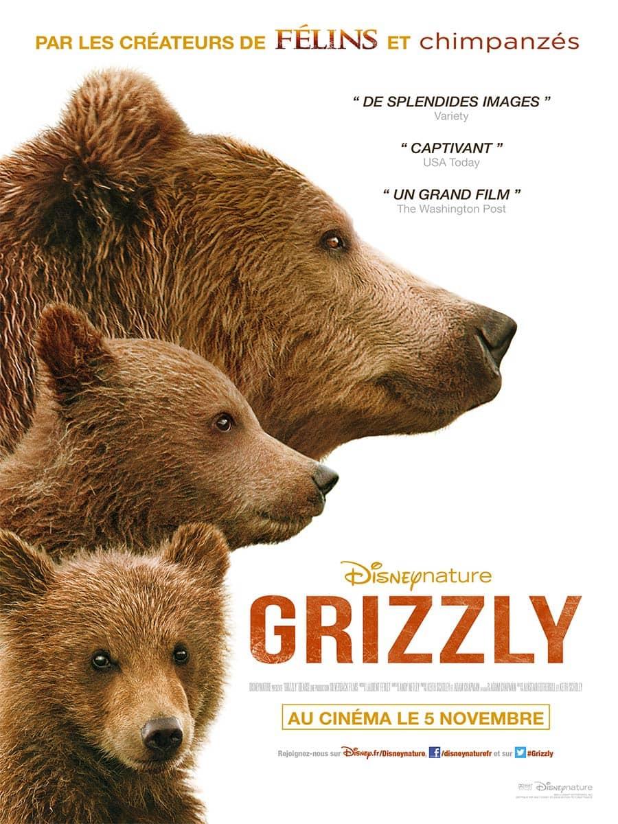 L'affiche de Grizzly
