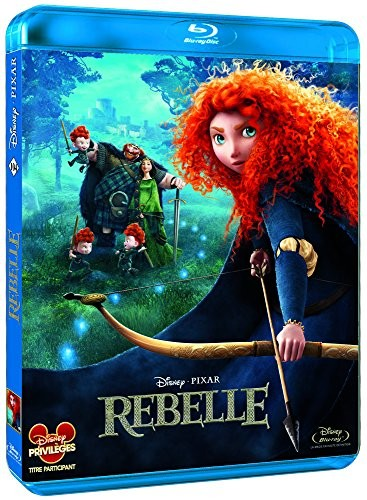 Rebelle Disneypixar Fr